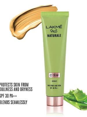 LAKMÉ 9TO5 NATURALE CC CREAM | Neyena Beauty & Cosmetics
