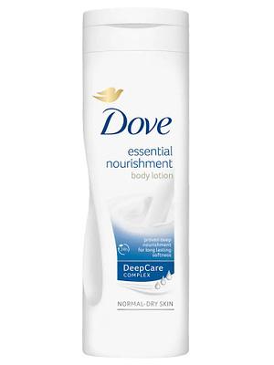 Dove Essential Nourishment Body Lotion Neyena Beauty Cosmetics dove