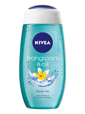 NIVEA FRANGIPANI & OIL SHOWER GEL | Neyena Beauty Neyena Cosmetics