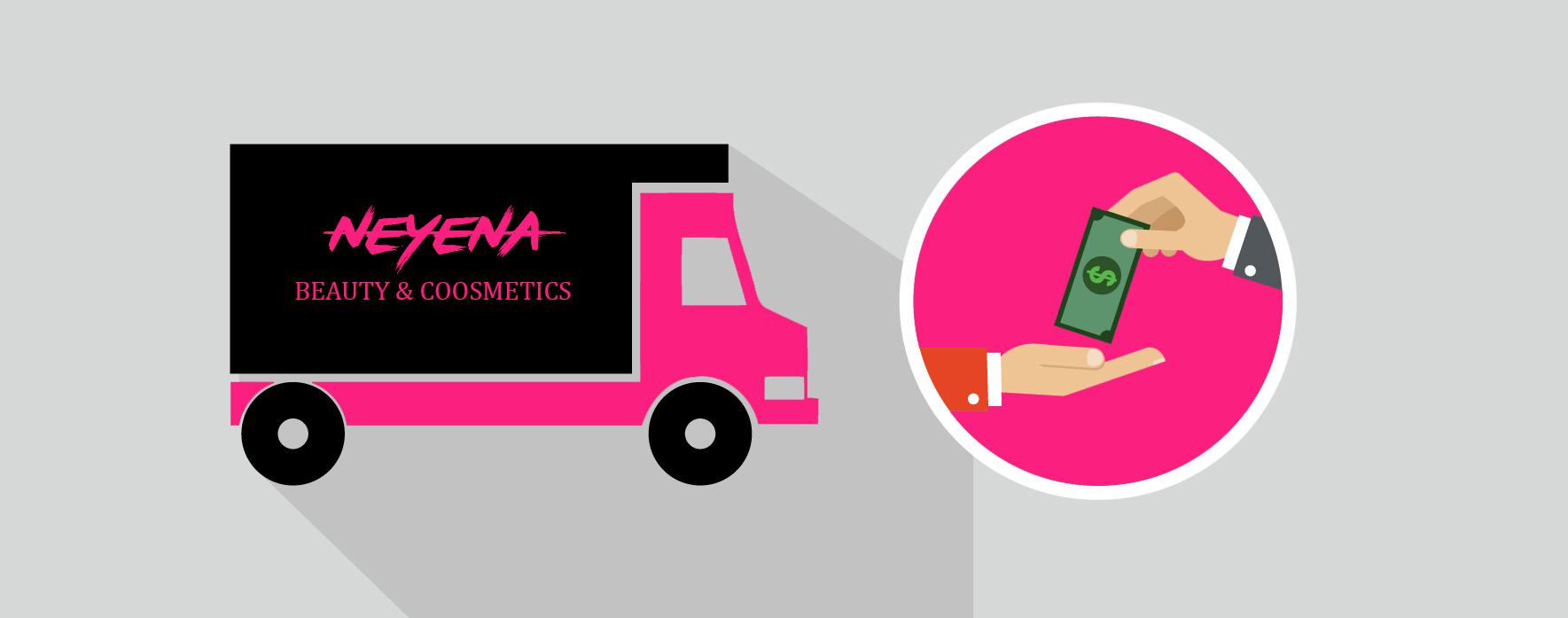 Neyena Beauty & Neyena Cosmetics | Cash on Delivery | Free Shipping | Bridal Makeup Kit