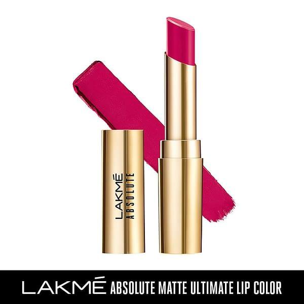 Neyena Beauty Cosmetics LAKMÉ matte lipstick