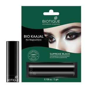 BIO KAJAL FOR MAGICAL EYES WITH ALMOND OILNeyena beauty neyena cosmetics neyena makeup neyena deals