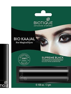 BIO KAJAL FOR MAGICAL EYES WITH ALMOND OILNeyena beauty neyena cosmetics neyena makeup neyena deals
