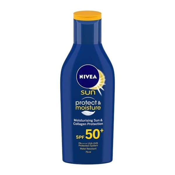 PROTECT & MOISTURE SUN LOTION – SPF 50 | Neyena Beauty Cosmetics nivea