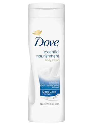 Dove Essential Nourishment Body Lotion Neyena Beauty Cosmetics dove