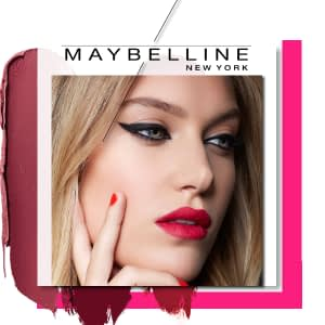 Get Maybelline New york branded eyeliner makeup category discount on brand Olay Care in Neyena Beauty & Cosmetics discount coupon offer deals