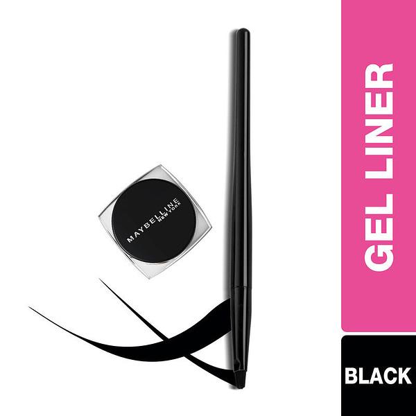 Maybelline New York Lasting Drama Gel Eyeliner - 01 Black Neyena beauty neyena cosmetics neyena makeup neyena deals