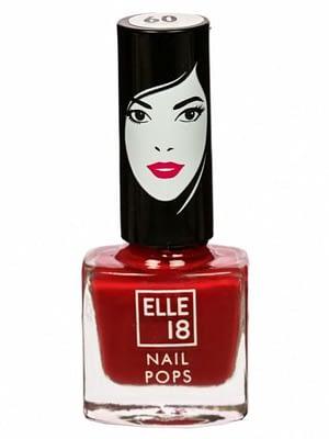 Elle 18 Nail Pops Nail Color Shade 60 (5 ml) Neyena beauty neyena cosmetics neyena makeup neyena deals