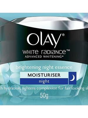 Olay White Radiance Brightening Night Essence   Neyena Beauty & Cosmetics