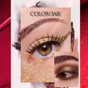 Get Colorbar branded eyeliner makeup category discount on brand Olay Care in Neyena Beauty & Cosmetics discount coupon offer deals