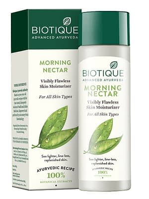 BIOTIQUE MORNING NECTAR MOISTURIZING | NEYENA BEAUTY & COSMETICS